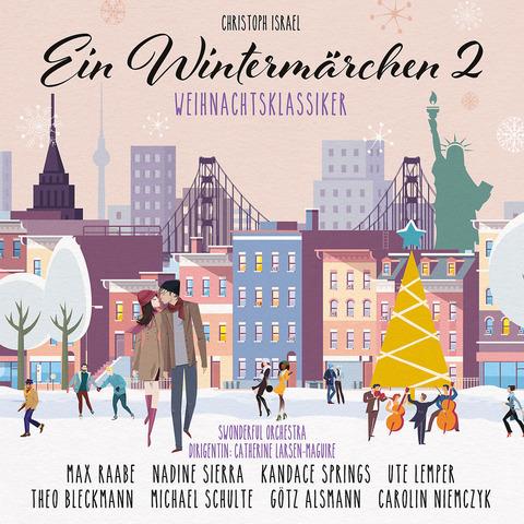 Ein Wintermärchen 2 - Weihnachtsklassiker von Max Raabe & uvm - CD jetzt im Bravado Store