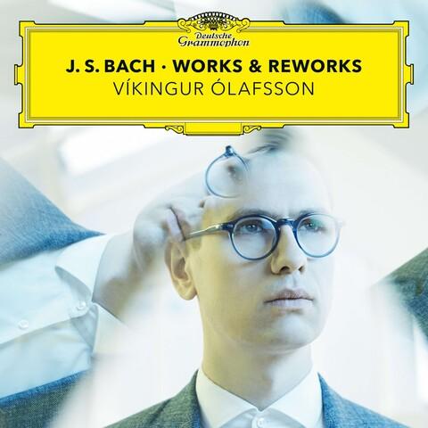 √Johann Sebastian Bach Piano & Reworks (2CD Set) von Víkingur Ólafsson - CD jetzt im Bravado Shop