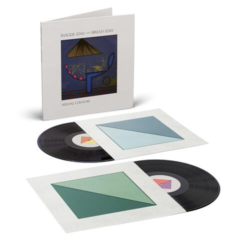 √Mixing Colours von Roger Eno & Brian Eno - 2LP jetzt im Bravado Shop