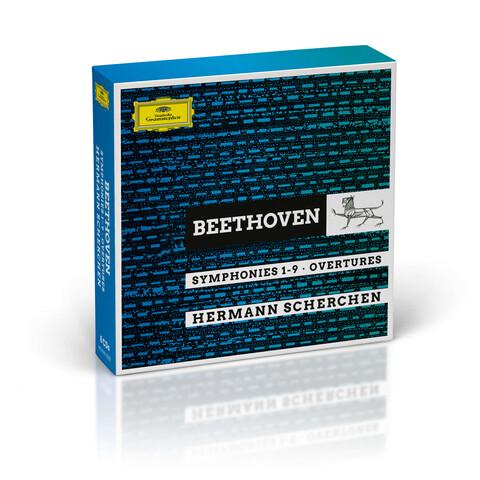 Beethoven: Sinfonien 1-9, Ouvertüren von Hermann Scherchen - Boxset jetzt im Bravado Shop