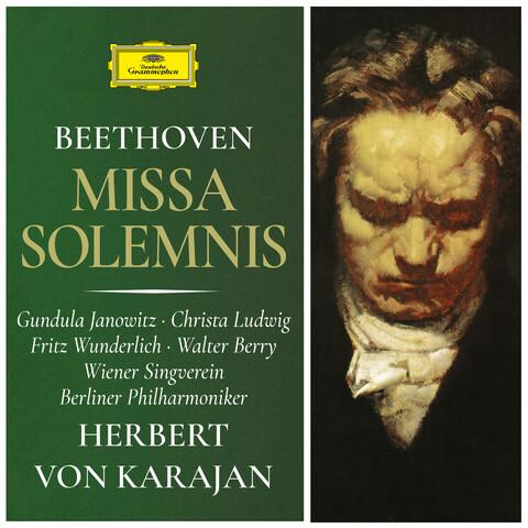 Beethoven: Missa Solemnis (CD + BluRay Audio) von Herbert von Karajan & Die Berliner Philharmoniker - CD jetzt im Bravado Shop