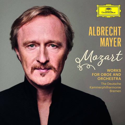 Mozart von Albrecht Mayer - CD Digipack jetzt im Bravado Shop