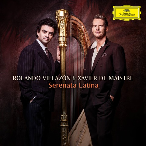 √Serenata Latina von Rolando Villazón & Xavier de Maistre - CD jetzt im Bravado Shop
