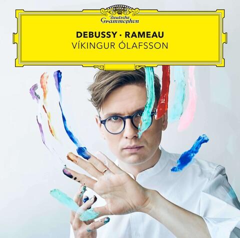 √Debussy-Rameau von Víkingur Ólafsson - LP jetzt im Bravado Shop