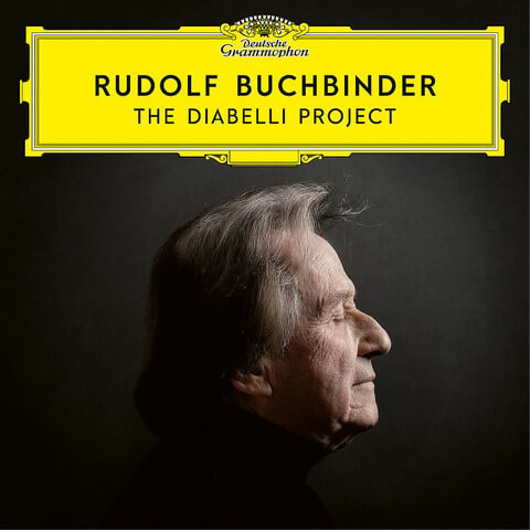 √Beethoven: The New Diabelli Project von Rudolf Buchbinder - LP jetzt im Bravado Shop