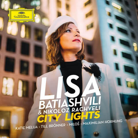 City Lights von Lisa Batiashvili - CD jetzt im Bravado Shop