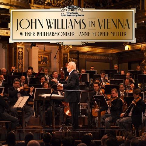 John Williams in Vienna von John Williams/Wiener Philharmoniker/Anne-Sophie Mutter - 2LP jetzt im Bravado Shop