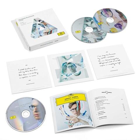 Triad (Ltd. 3CD Edition) von Víkingur Ólafsson - 3CD jetzt im Bravado Shop