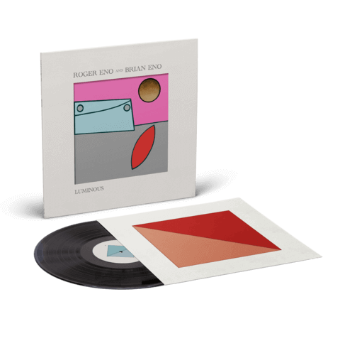 √Luminous (Black Vinyl) von Roger Eno & Brian Eno - LP jetzt im Bravado Shop