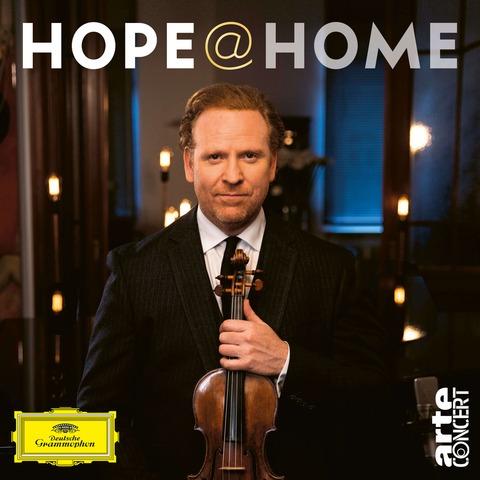 √Hope at Home von Daniel Hope - CD jetzt im Bravado Shop