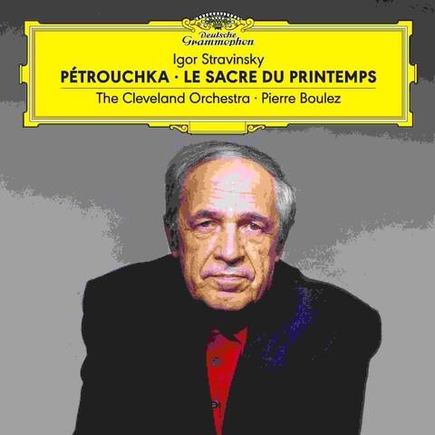 √Stravinsky: Petrouchka / Le Sacre Du Printemps (2LP) von P. Boulez / CLO - 2LP jetzt im Bravado Shop