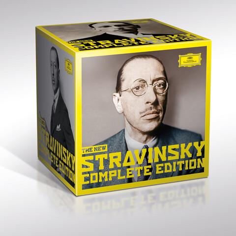 √Die Neue Stravinsky Gesamtedition (30CD Boxset) von Abbado,C./Argerich,M./Barenboim,D./Aschkenazy,W - 30 CD Box jetzt im Bravado Shop