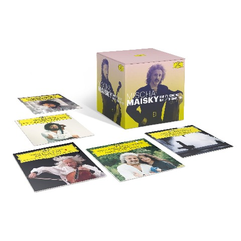 Mischa Maiksy: Sämtliche Aufnahmen Für DG (44 CD) von Mischa Maisky - Boxset jetzt im Bravado Store
