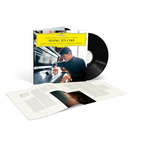 Chopin: Piano Concerto No.2 Scherzi (2LP) von Seong-Jin Cho / London Symphony Orchestra / Gianandrea Noseda - 2LP jetzt im Bravado Store