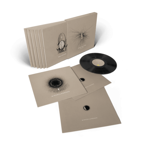 Trilogy (Super Deluxe 7LP Boxset) von Joep Beving - LP Boxset jetzt im Bravado Store