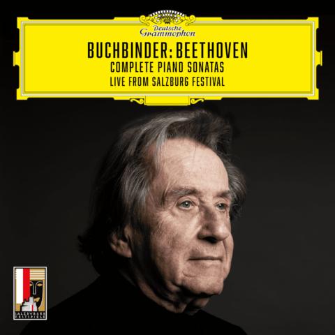 Complete Beethoven Piano Sonatas (9CD Box) von Rudolf Buchbinder - 9CD Box jetzt im Bravado Shop