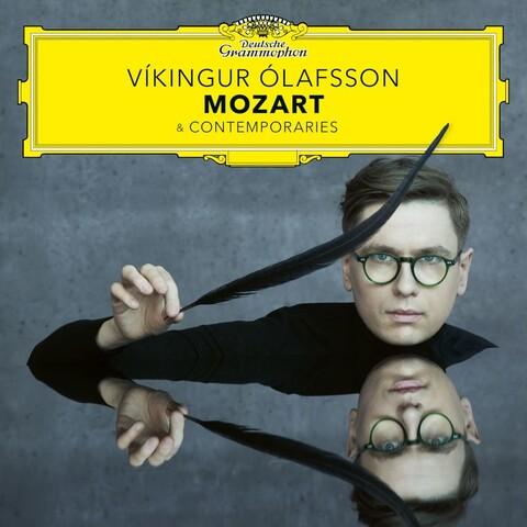 Mozart & Contemporaries von Víkingur Ólafsson - CD jetzt im Bravado Shop