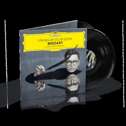 Mozart & Contemporaries (2LP) von Víkingur Ólafsson - 2LP jetzt im Bravado Shop