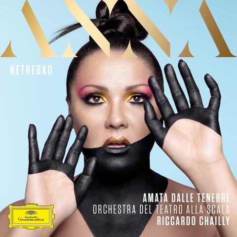 Amata Dalle Tenebre (CD) von Anna Netrebko - CD jetzt im Bravado Store