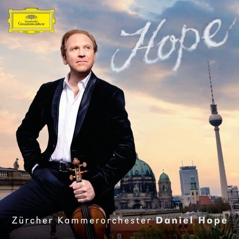 Hope von Daniel Hope - CD jetzt im Bravado Shop