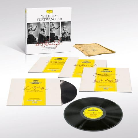 Complete Studio Recordings On DG 1951-1953 (4LP Box) von Wilhelm Furtwängler - 4LP Boxset jetzt im Bravado Store