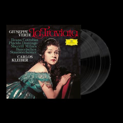 Verdi: La Traviata von Carlos Kleiber - 2LP jetzt im Bravado Store