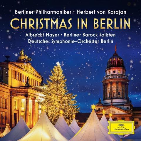 Christmas In Berlin von Berliner Philharmoniker / Karajan / Mayer + viele andere - CD jetzt im Bravado Store