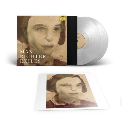 Exiles (Ltd Clear 2LP + Signed Artprint) von Max Richter - LP Bundle jetzt im Bravado Store