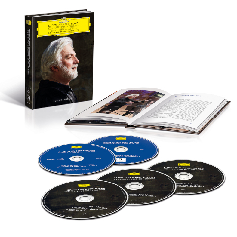 Beethoven: Complete Piano Concertos (Deluxe Edition) von Krystian Zimerman - Boxset jetzt im Bravado Store