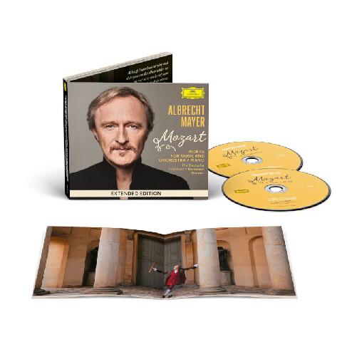 Mozart (Extended Version) von Albrecht Mayer - 2CD jetzt im Bravado Store