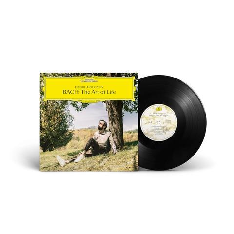 Bach: The Art Of Life - Encore Edition (10inch LP) von Daniil Trifonov - 10inch LP jetzt im Bravado Store