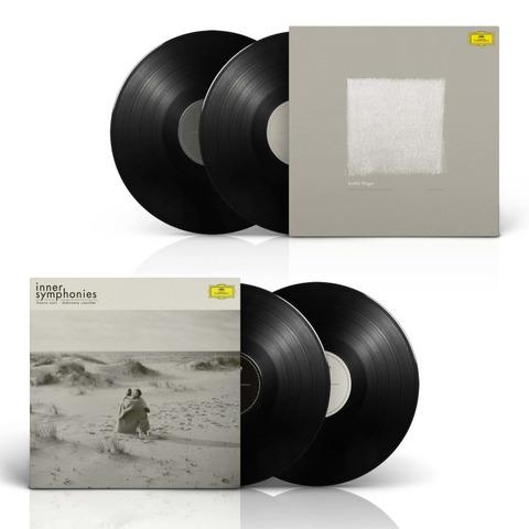 Inner Symphonies & Biala Flaga (LP Bundle) von Hania Rani, Dobrawa Czocher - LP Bundle jetzt im Bravado Store