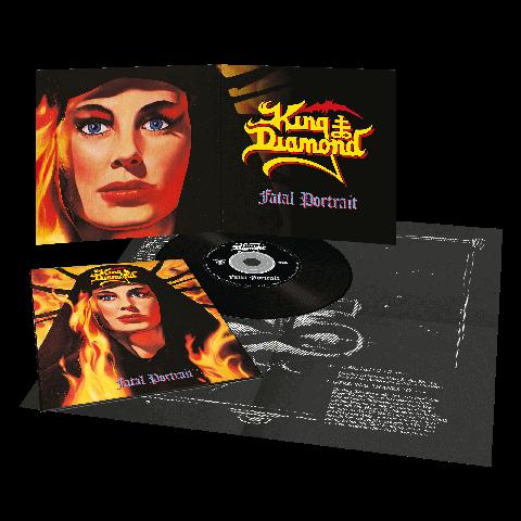 √Fatal Portrait (Ltd. Vinyl Replica Digi CD) von King Diamond - CD jetzt im Bravado Shop