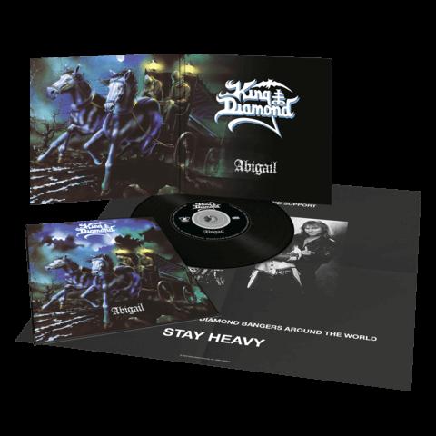 √Abigail (Ltd. Vinyl Replica Digi CD) von King Diamond - CD jetzt im Bravado Shop