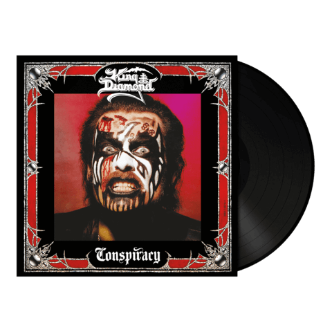 √Conspiracy (180g Vinyl Re-Issue) von King Diamond - LP jetzt im Bravado Shop