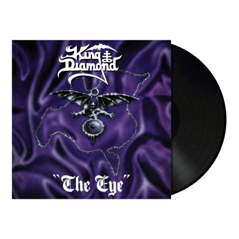 √The Eye (180g black LP Re-Issue) von King Diamond - LP jetzt im Bravado Shop