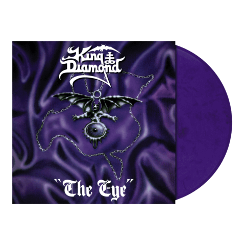 √The Eye (Ltd. Purple / Black Marbled LP) von King Diamond - LP jetzt im Bravado Shop