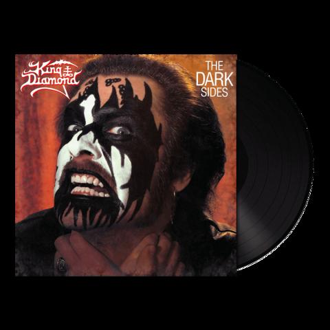 √The Dark Sides (Re-Issue 180gr Vinyl) von King Diamond - LP jetzt im Bravado Shop
