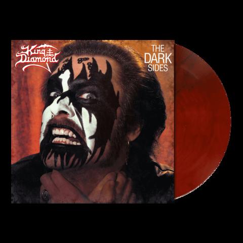 The Dark Sides (Re-Issue Ltd. Coloured Maroon Marbled Vinyl) von King Diamond - LP jetzt im Bravado Shop