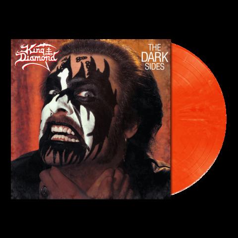 √The Dark Sides (Re-Issue Ltd. Coloured Red Orange White Marbled Vinyl) von King Diamond - LP jetzt im Bravado Shop