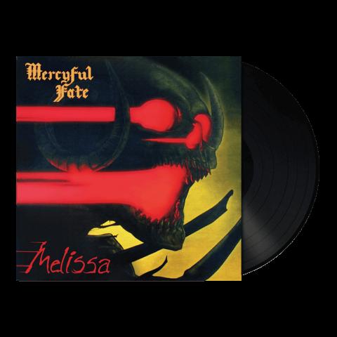 √Melissa (180g Black Vinyl) von Mercyful Fate - LP jetzt im Bravado Shop
