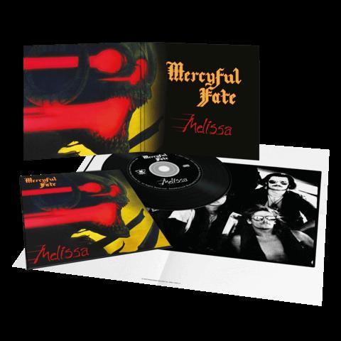 √Melissa (Ltd. Vinyl Replica Digi CD) von Mercyful Fate - CD jetzt im Bravado Shop