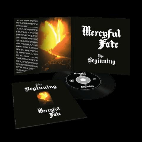 √The Beginning (Vinyl Replica Digi CD) von Mercyful Fate - CD jetzt im Bravado Shop