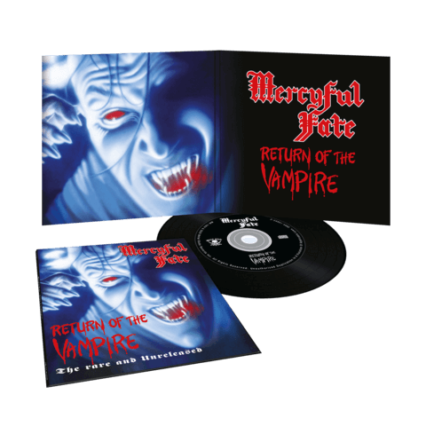 √Return Of The Vampire (Vinyl Replica Digi CD) von Mercyful Fate - CD jetzt im Bravado Shop