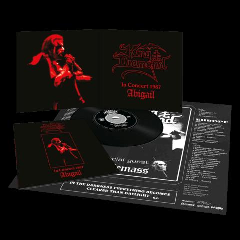 √Abigail In Concert 1987 (Vinyl Replica Digi CD) von King Diamond - CD jetzt im Bravado Shop