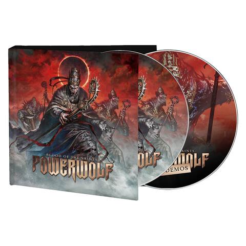 Blood Of The Saints (10th Anniversary Edition) von Powerwolf - Digibook 2CD jetzt im Bravado Store