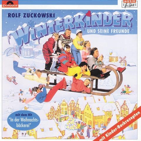 √Winterkinder... Auf Der Suche Nach Weihnachten von Rolf Zuckowski und Seine Freunde - CD jetzt im Bravado Shop