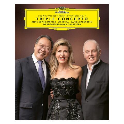 √Beethoven: Triple Concerto & Symphony No. 7 von Anne-Sophie Mutter, Yo-Yo Ma, Daniel Barenboim - BluRay jetzt im Bravado Shop