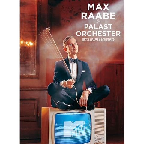 Max Raabe - MTV Unplugged (DVD + Bluray) von Max Raabe & Palastorchester - DVD jetzt im Bravado Shop