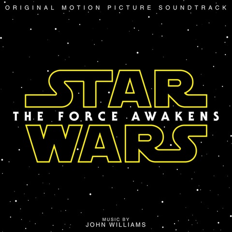 Star Wars: The Force Awakens (Deluxe Edt.) von OST/Williams,John - CD jetzt im Bravado Shop